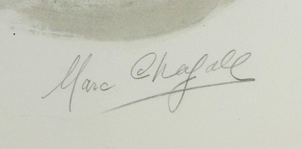 "Chagall, ""Magician of Paris,"" Artist Proof - 8"