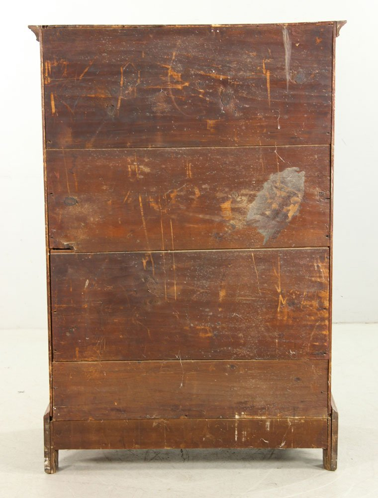 18th C. Chippendale Chest - 7
