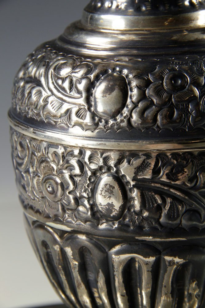 Group of Vintage Middle Eastern Silver - 4