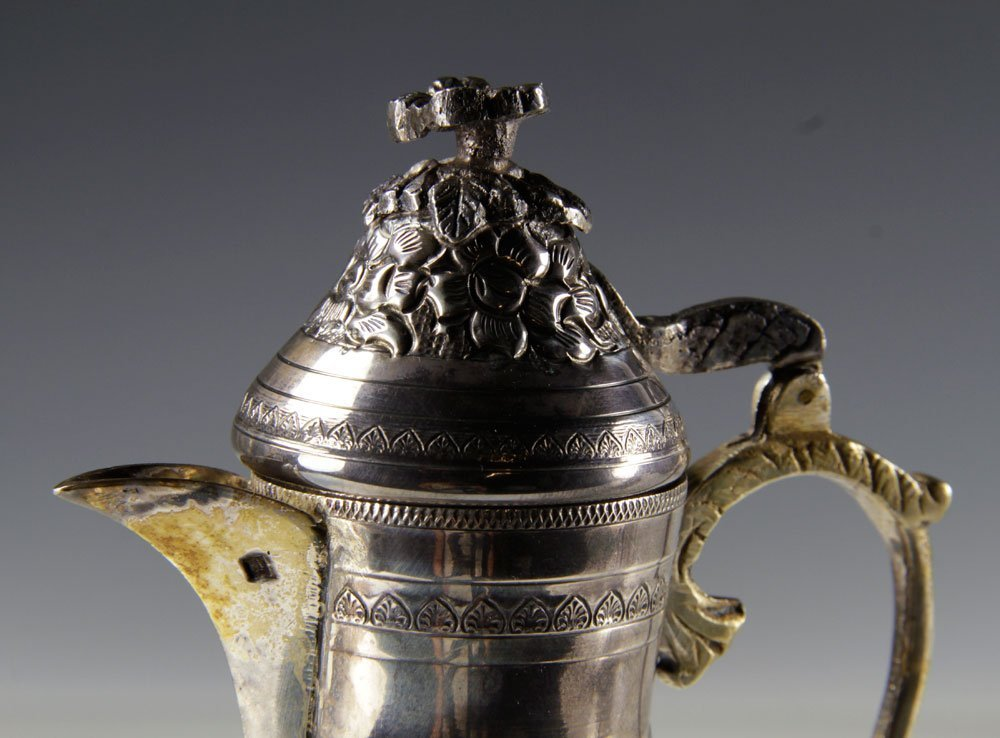 Group of Vintage Middle Eastern Silver - 6