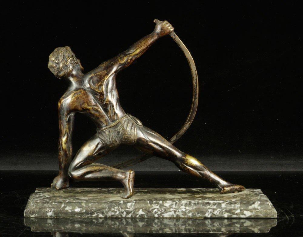 Classical Bronze Sculpture - 2