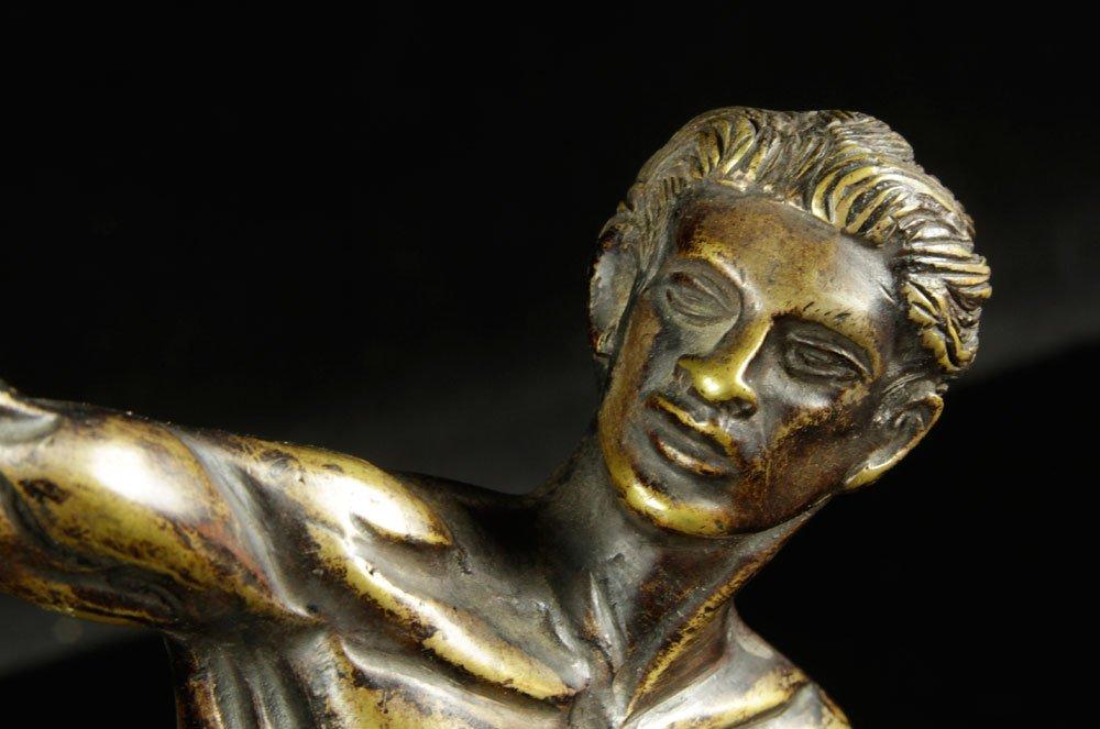 Classical Bronze Sculpture - 3