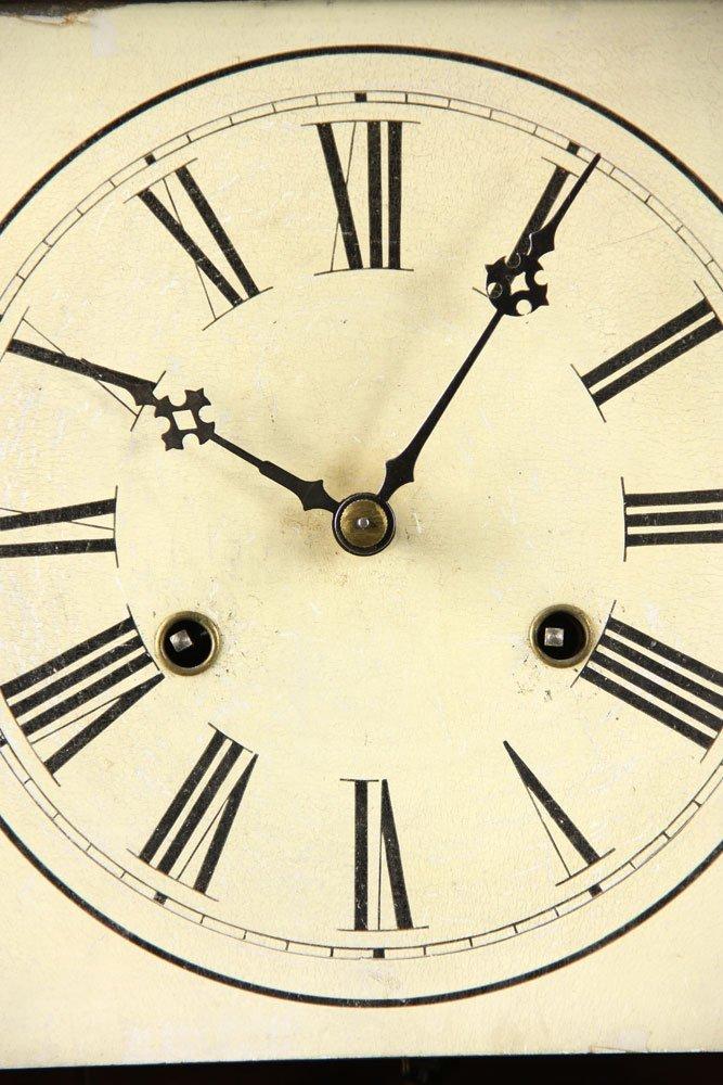19th C. Ithaca Calendar Clock - 4