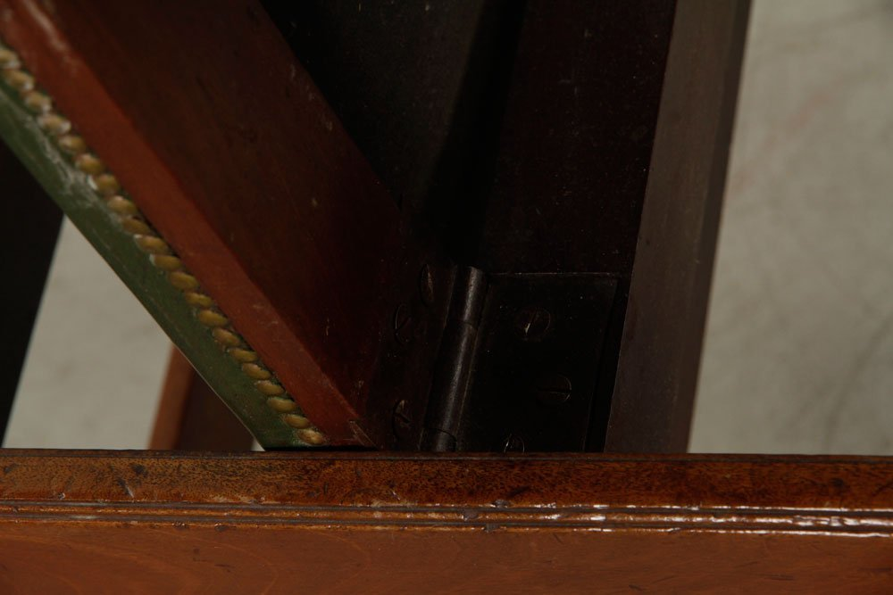 18th to 19th C. English Mahogany Folding Stairs - 5