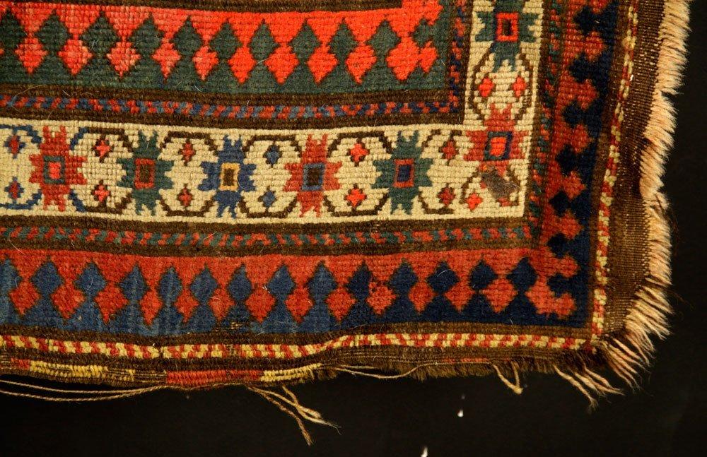 Antique Caucasian Carpet - 5