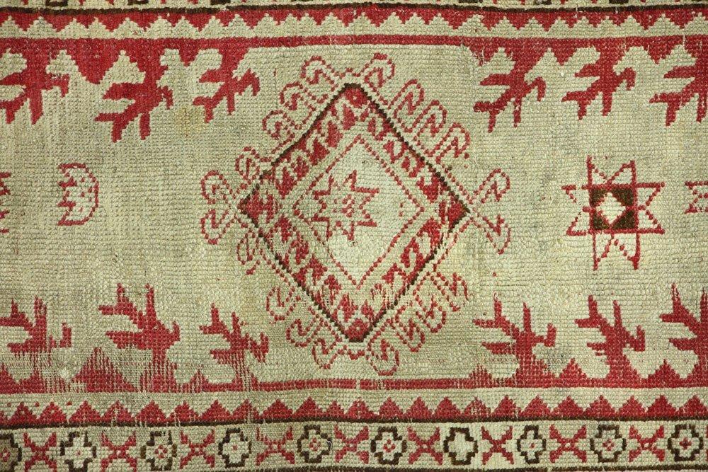 Antique Anatolian Carpet - 2