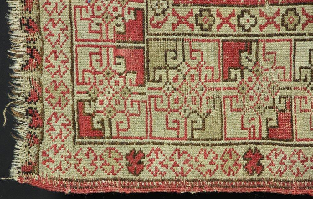 Antique Anatolian Carpet - 3