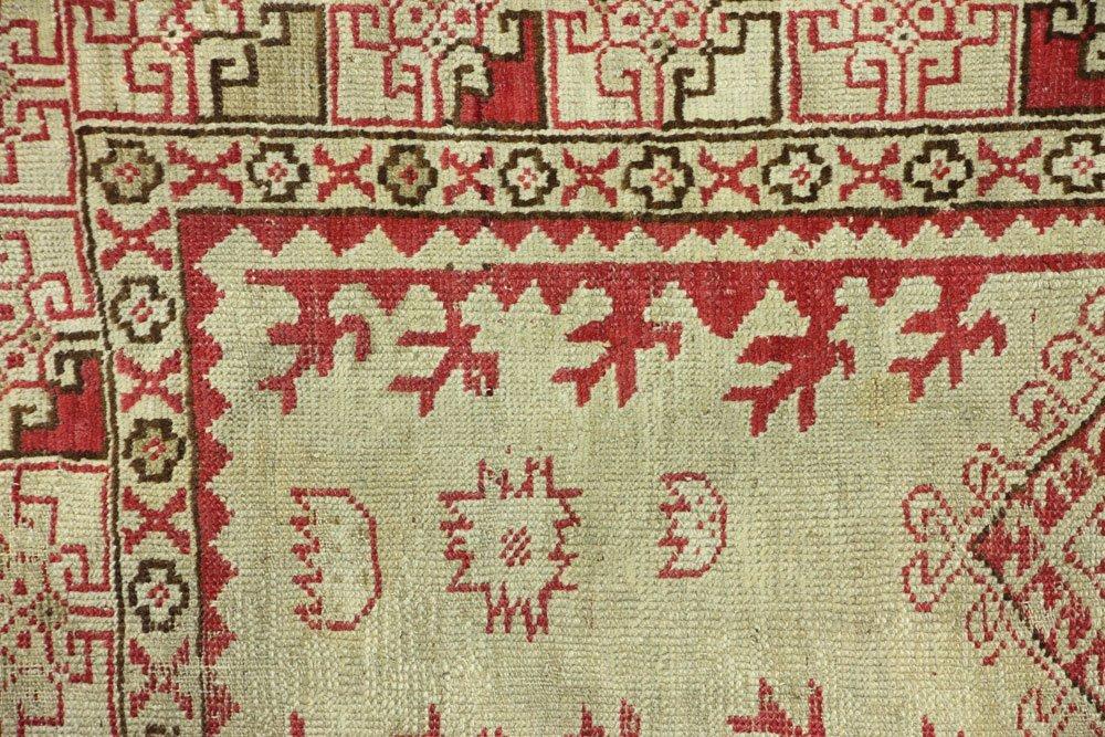 Antique Anatolian Carpet - 4