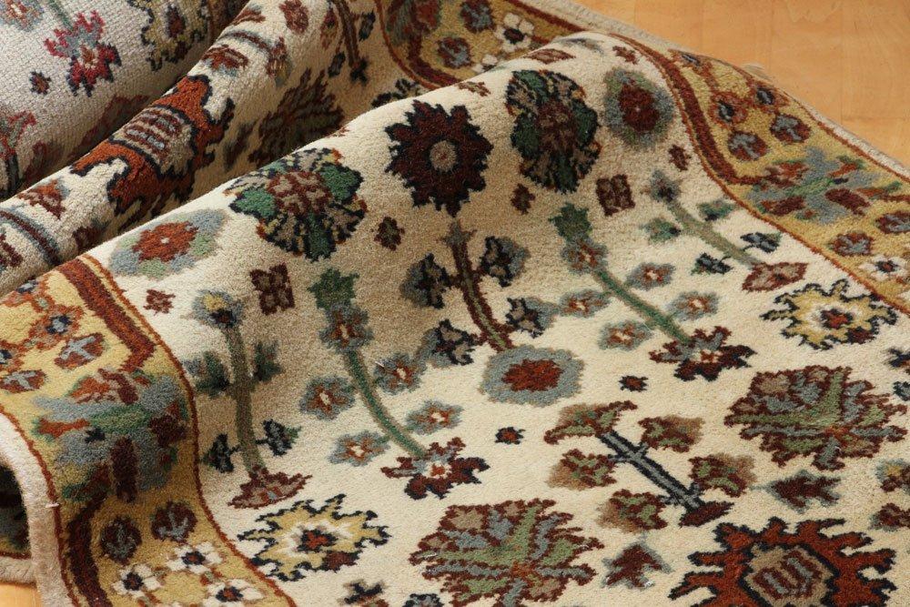 Semi Antique Mahal Carpet Runner - 2