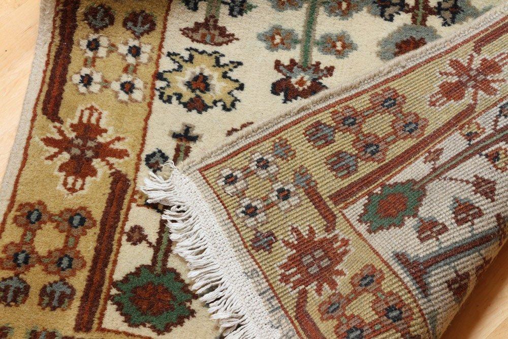 Semi Antique Mahal Carpet Runner - 3