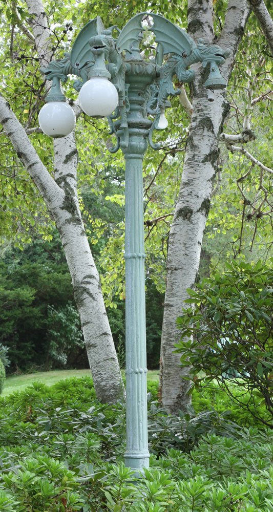 Semi Antique Pole Street Lamp - 2