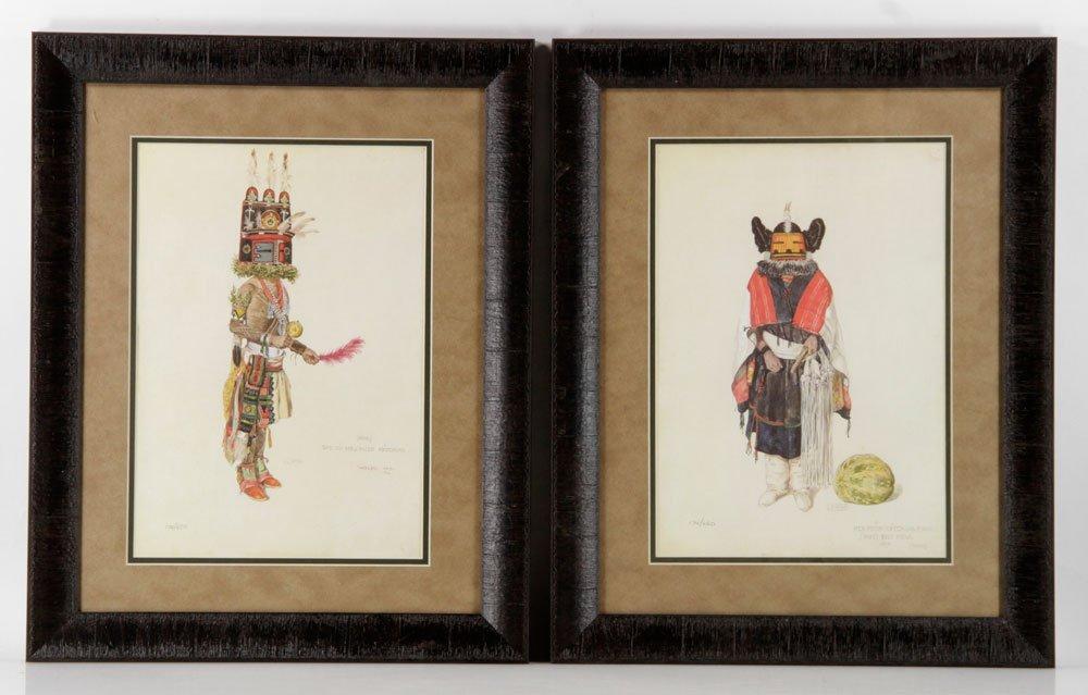 Two Hopi Prints