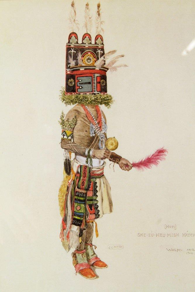 Two Hopi Prints - 2