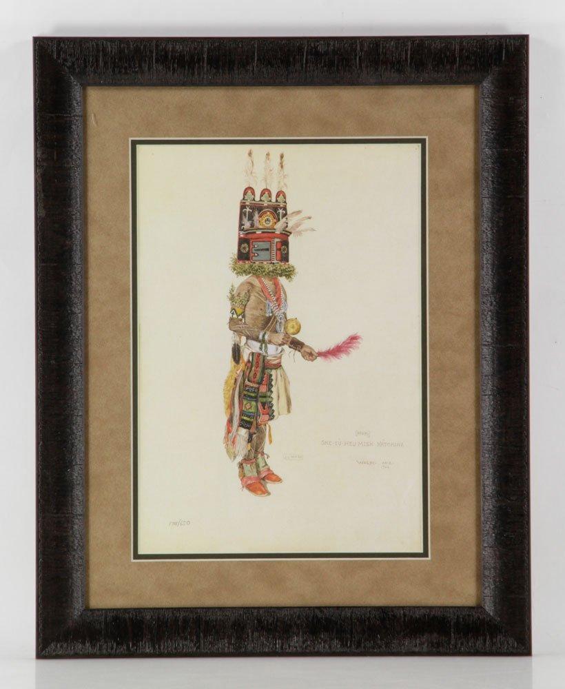 Two Hopi Prints - 4