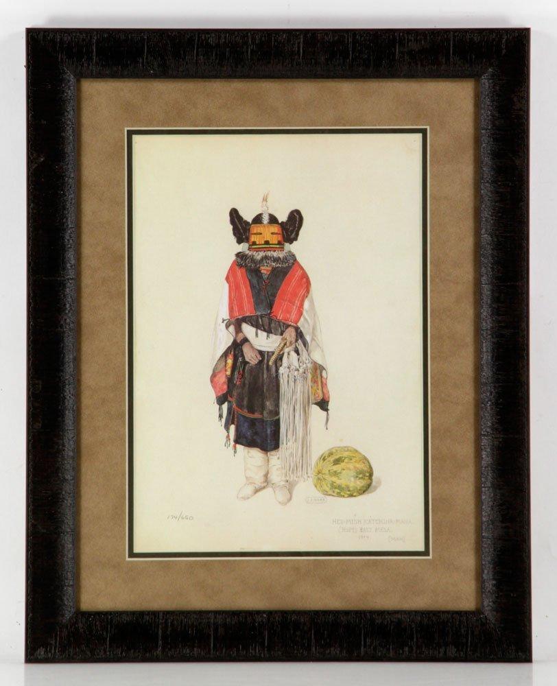 Two Hopi Prints - 7