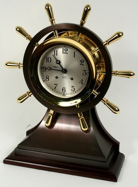 4003:New Chelsea Mariner Clock, the Mariner Model