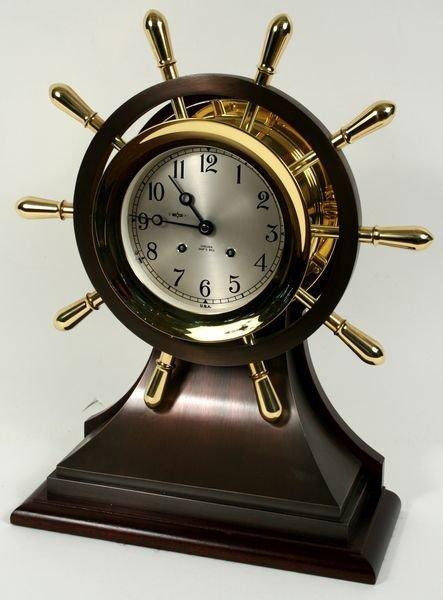 4003:New Chelsea Mariner Clock, the Mariner Model