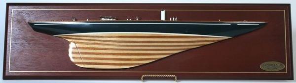 4144: 1/2 Model, 1930 America's Cup Challenger Shamrock
