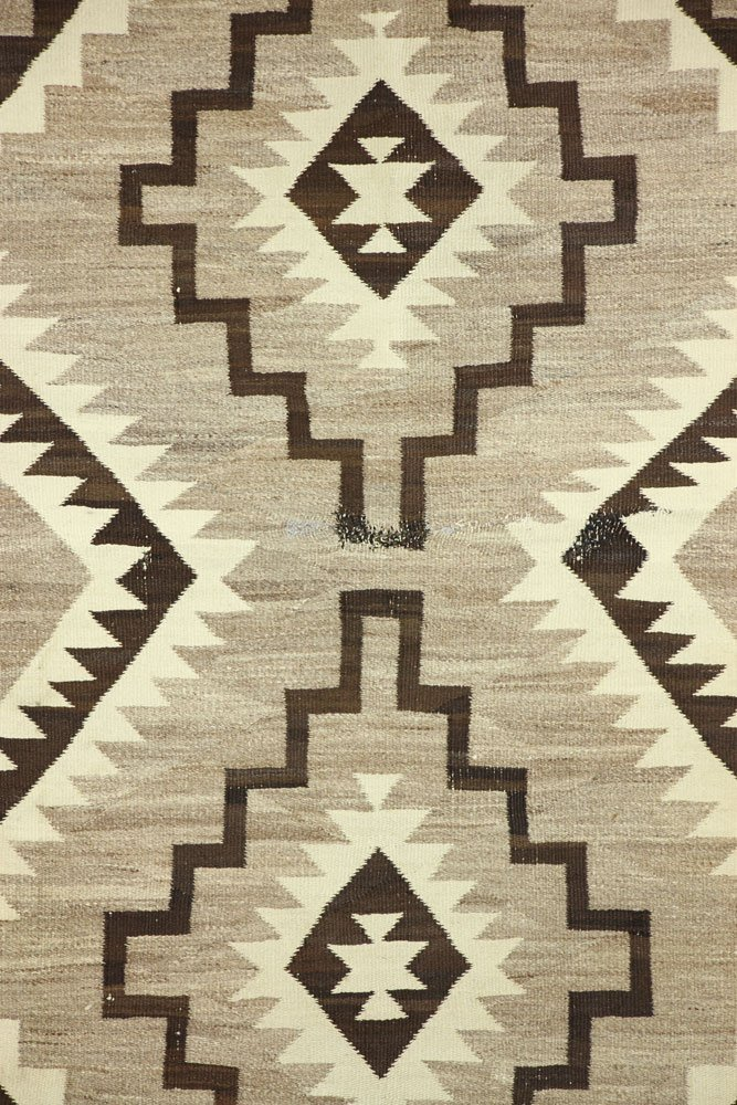 Two Navajo Carpets - 3