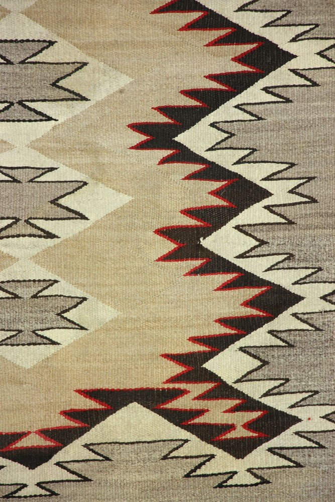 Two Navajo Carpets - 4