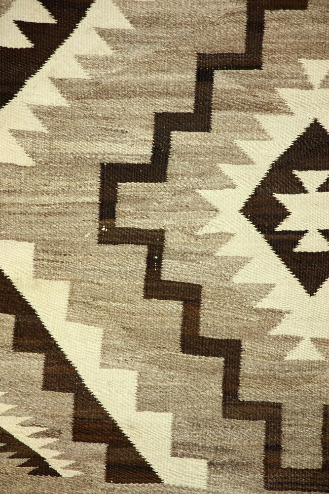Two Navajo Carpets - 5