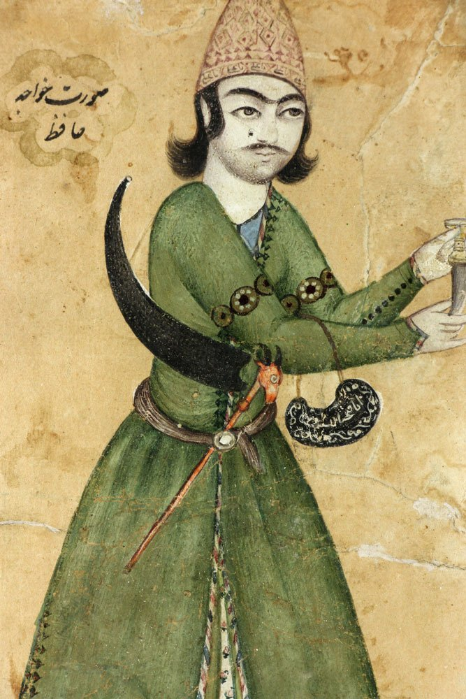 Pr. 18th C. Middle-Eastern Watercolor Paintings - 6
