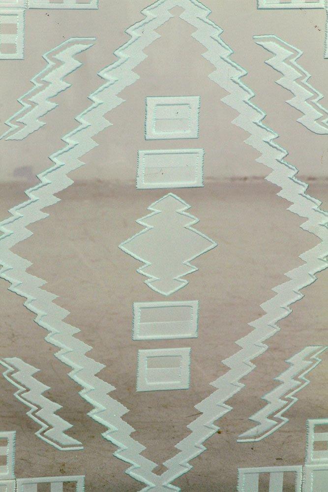 Art Deco Folding Fire Screen - 4