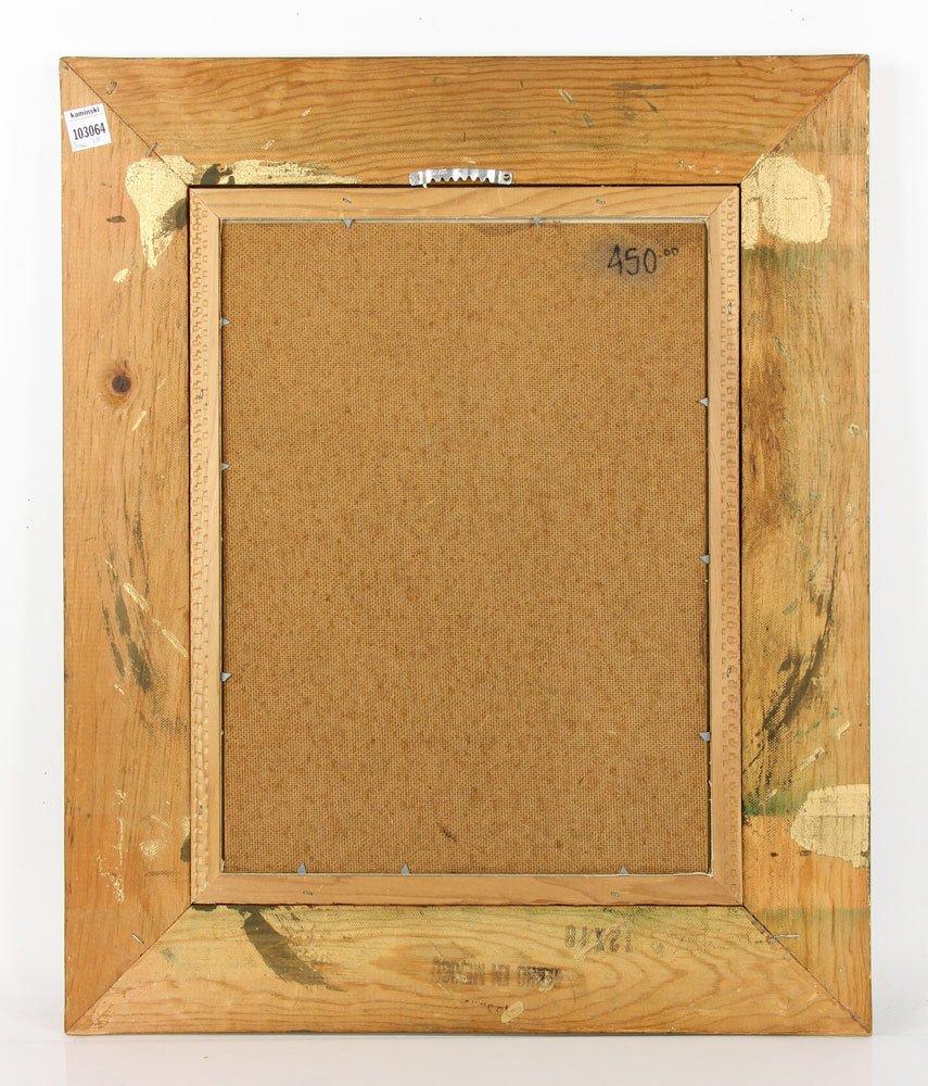 Katz, Landscape, Oil on Masonite - 6