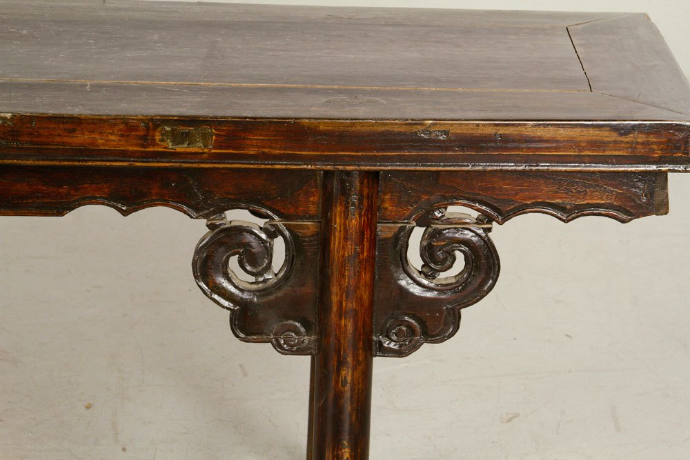 Chinese Low Altar Table - 4