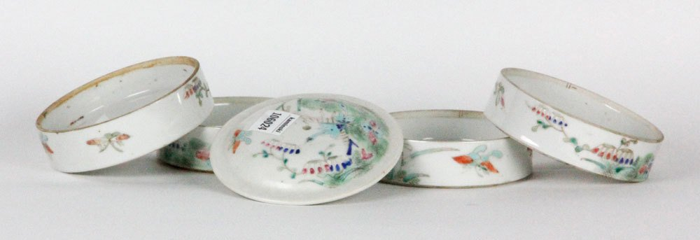 Chinese Porcelain Food Container - 2