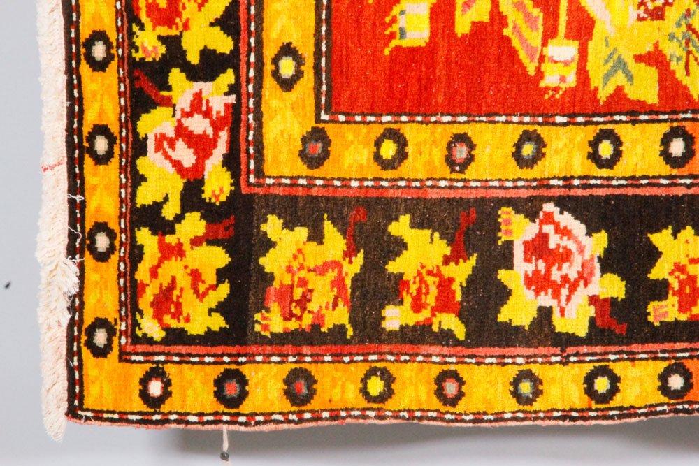 Antique Samarkand Carpet - 3