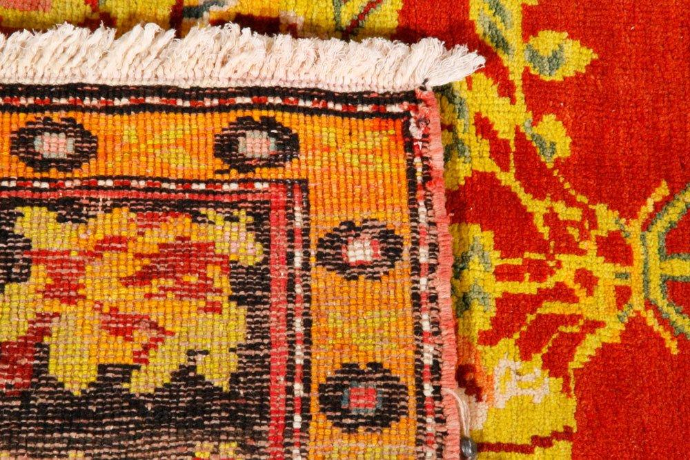 Antique Samarkand Carpet - 4