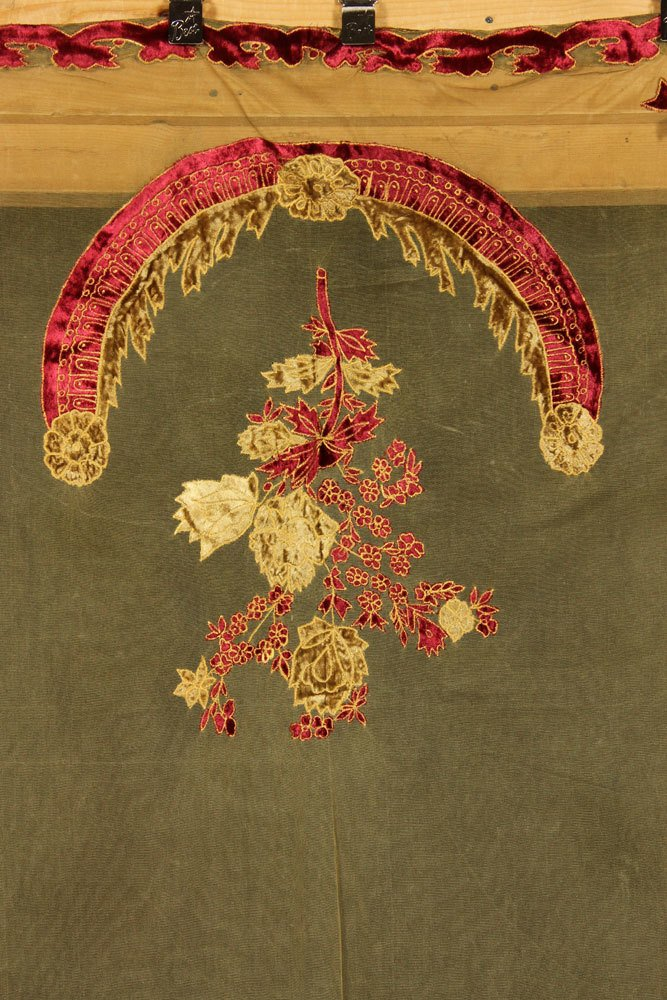 4 Curtain Panels - 4