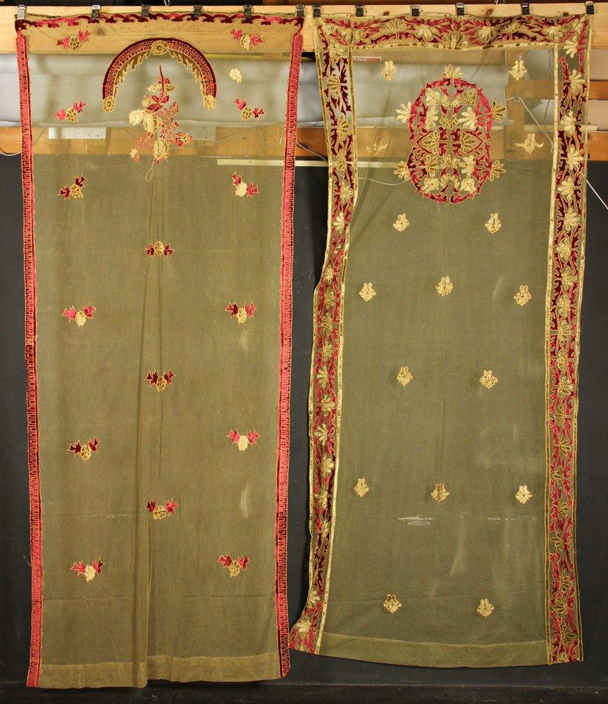 4 Curtain Panels - 6