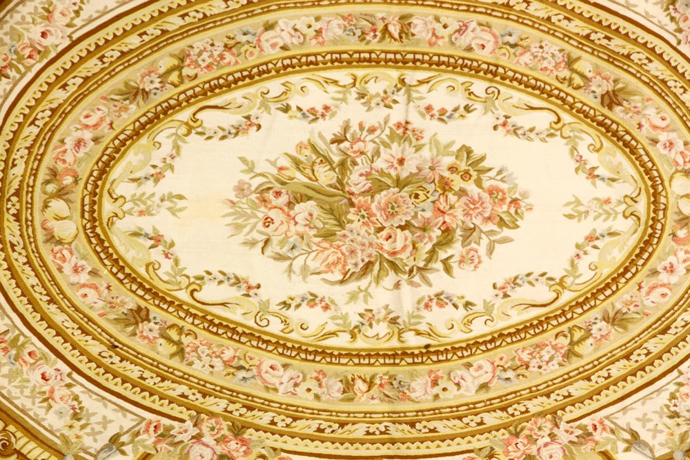 20th C. Aubusson Style Needlepoint Carpet - 2