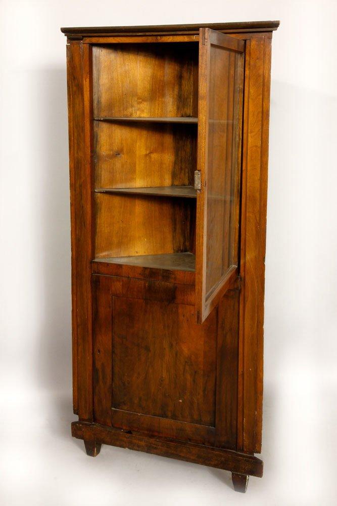 19th C. Italian Fruitwood Cabinet - 2