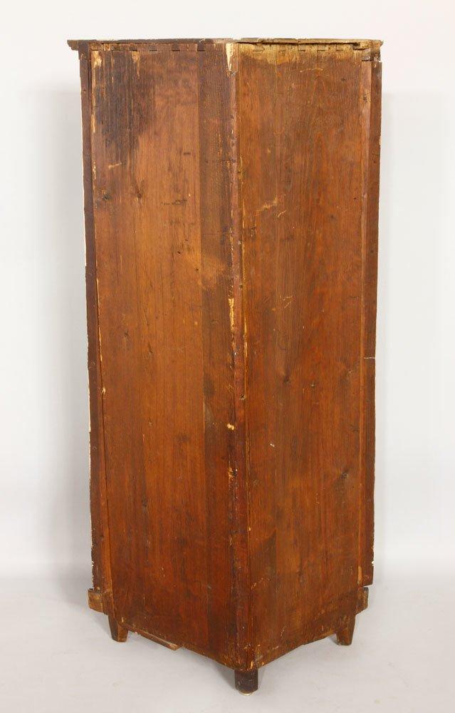 19th C. Italian Fruitwood Cabinet - 3