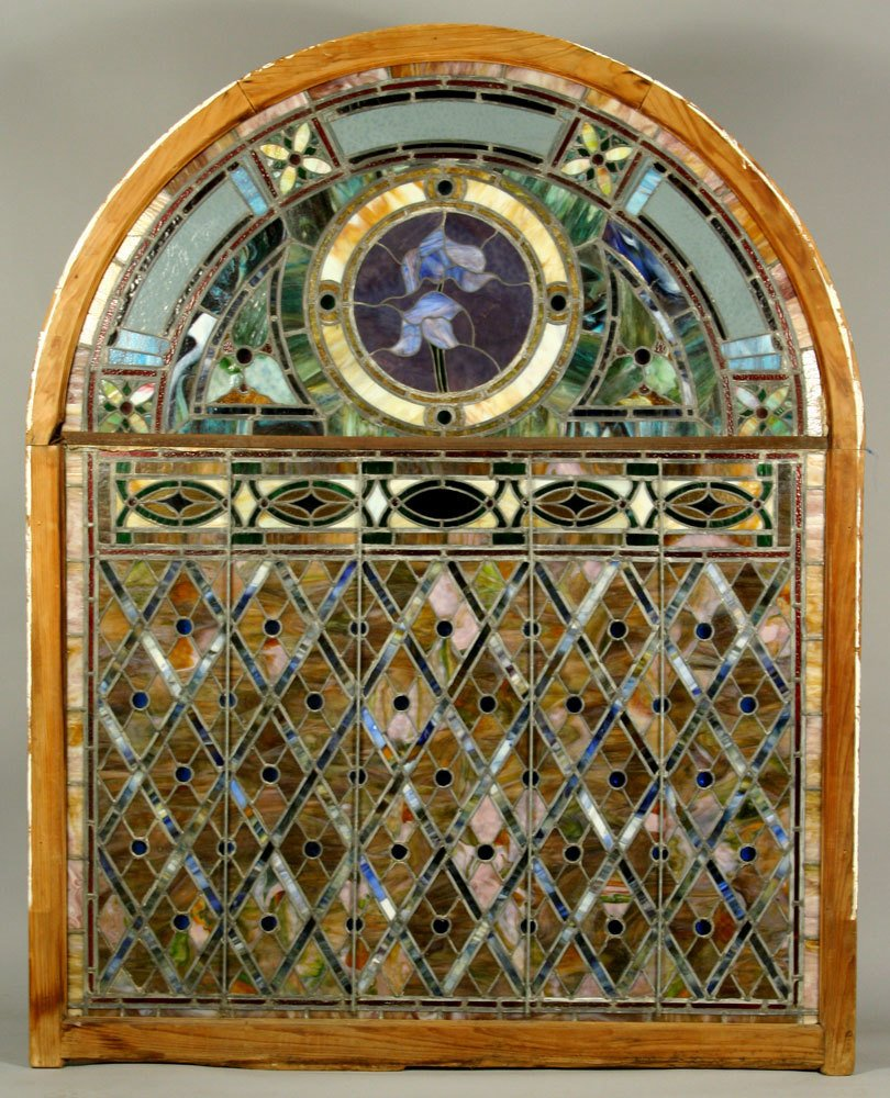 Monumental Stained Glass Window - 2