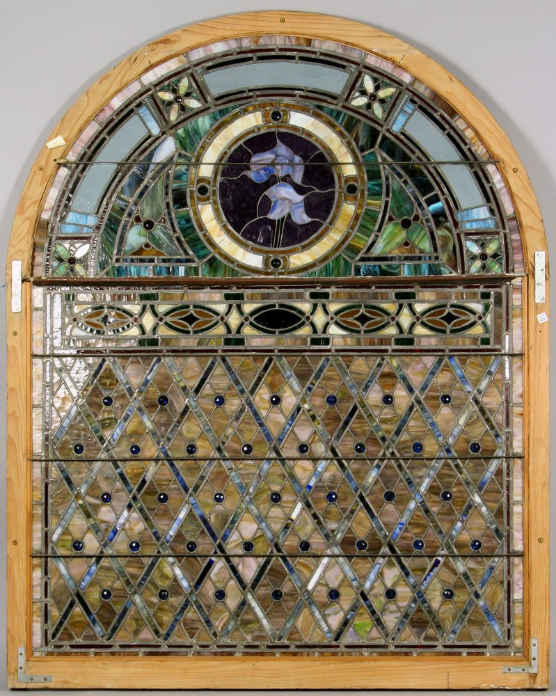 Monumental Stained Glass Window - 3