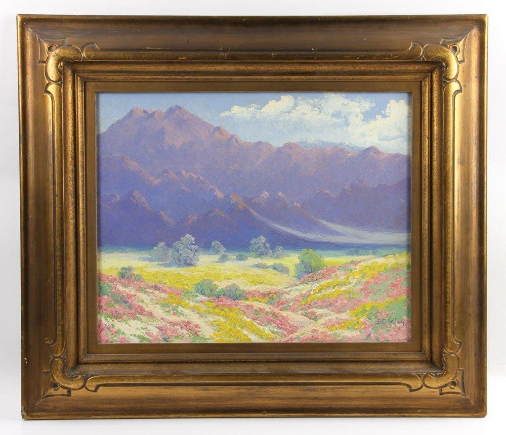 Californian Landscape, Oil on Canvas