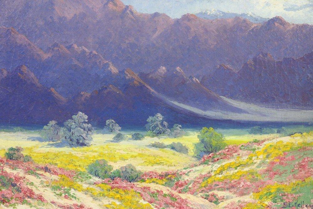 Californian Landscape, Oil on Canvas - 4