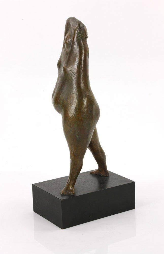 "Amaya, ""Mujer Parada,"" Bronze - 3"