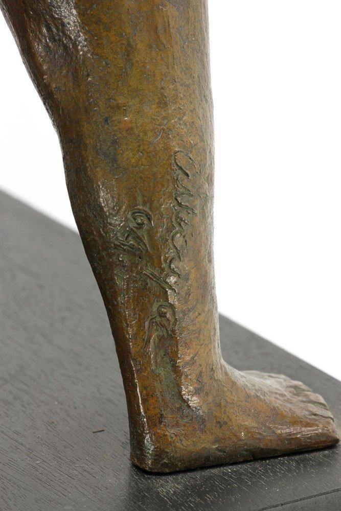 "Amaya, ""Mujer Parada,"" Bronze - 7"