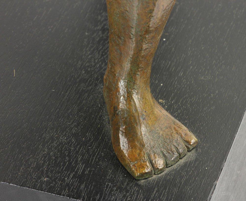 "Amaya, ""Mujer Parada,"" Bronze - 9"