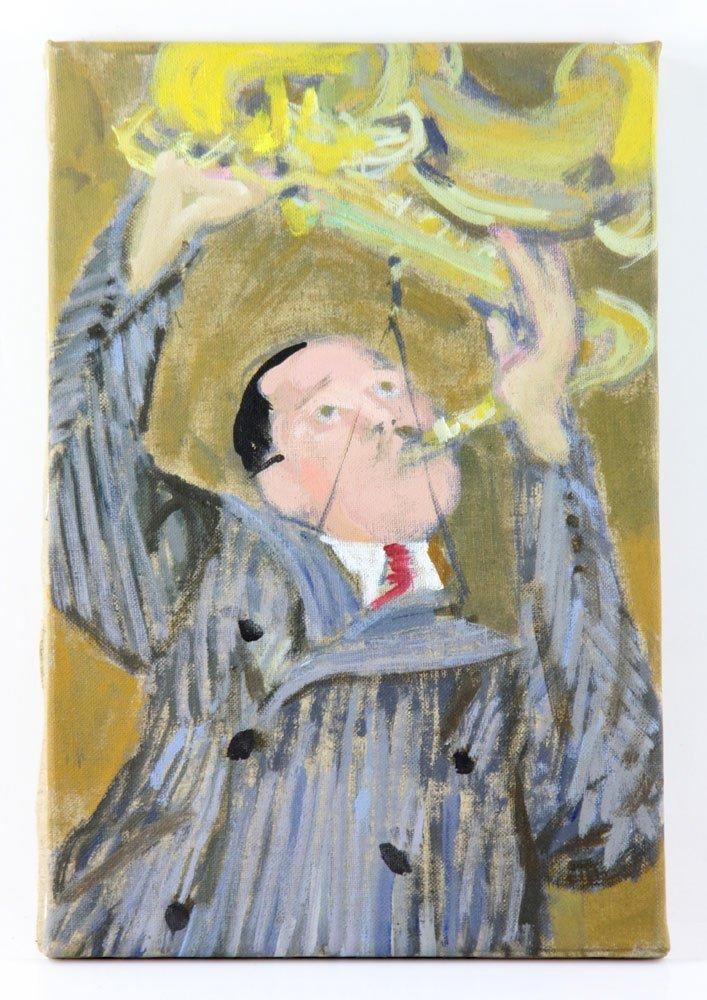 Zuka, Five Jazz Paintings - 2