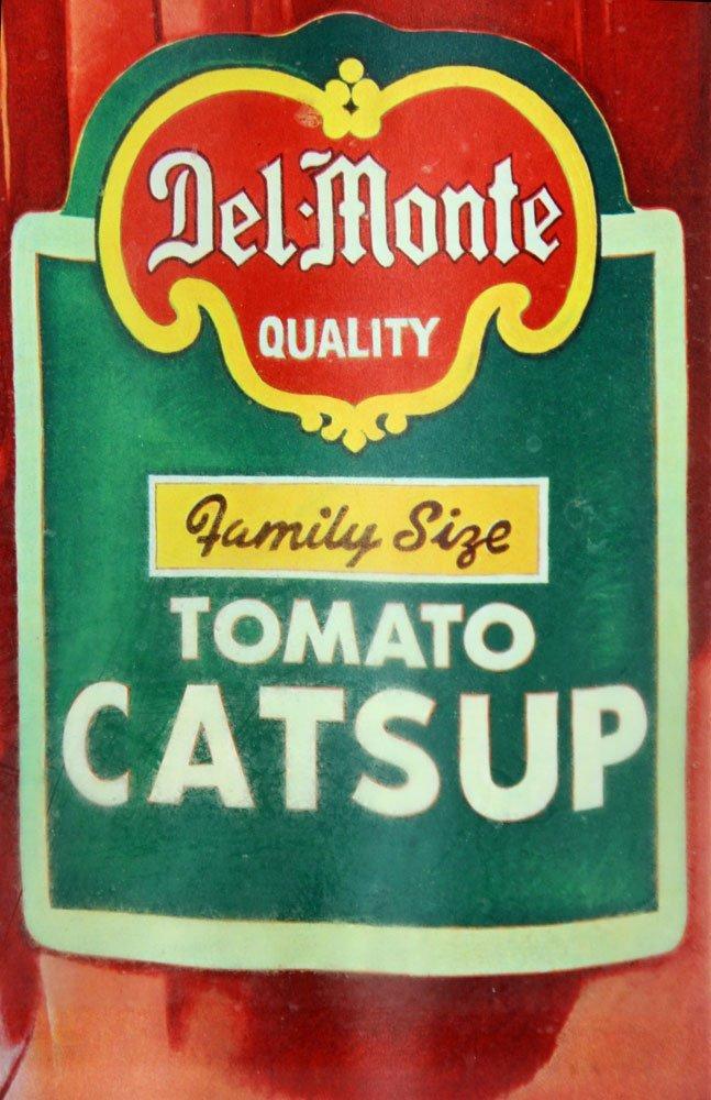 """Ramos, """"Tomato Catsup,"""" Lithograph - 5"""