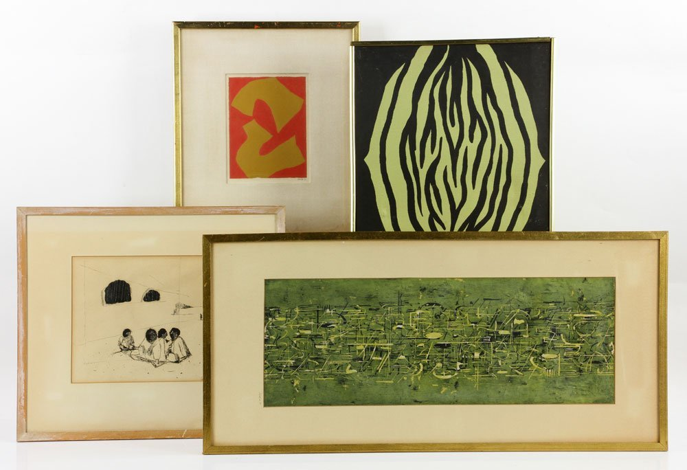 George, Collection of Four Works