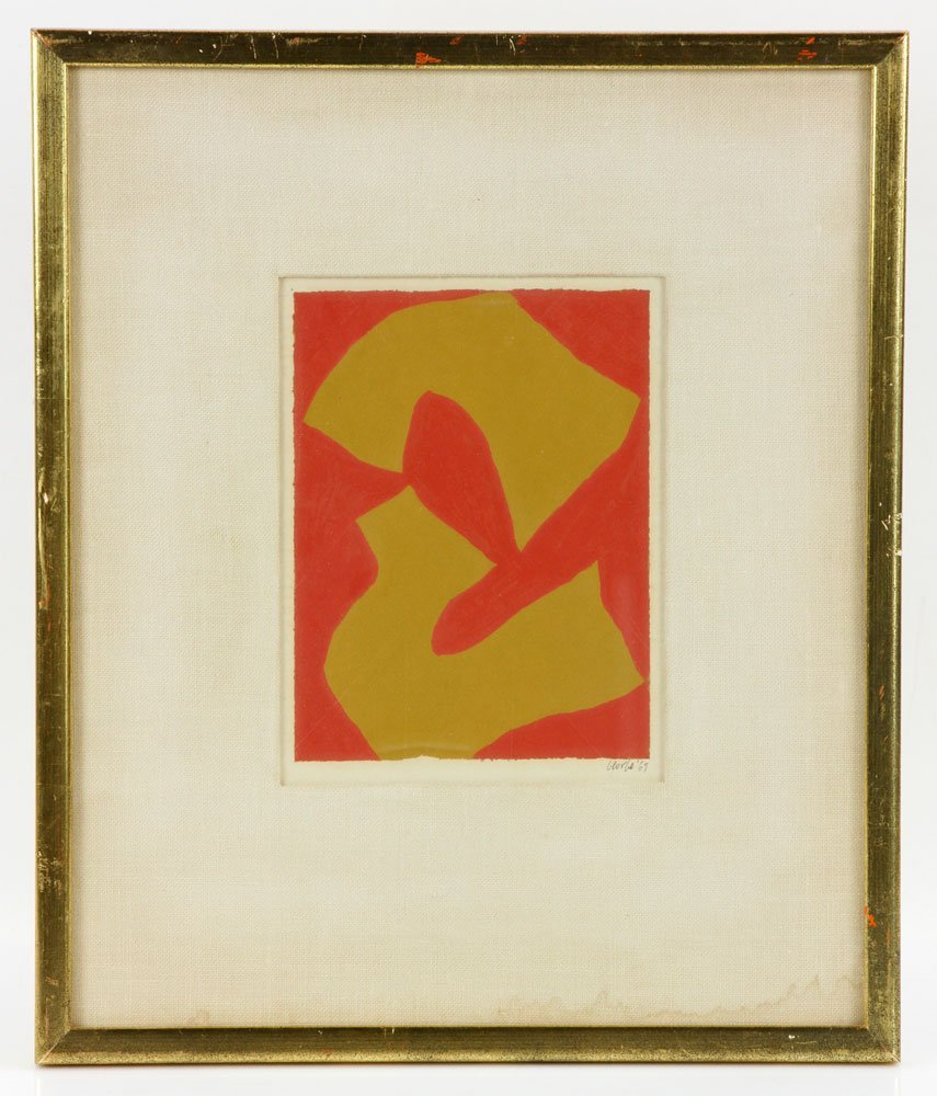 George, Collection of Four Works - 2