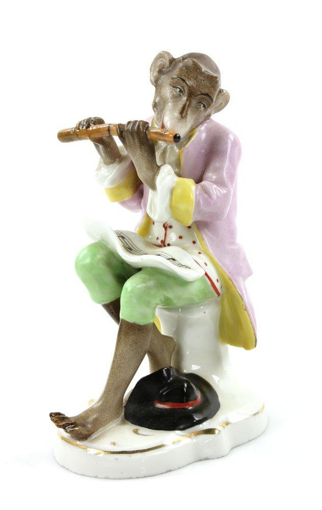 Five German Monkey Musicians - 4