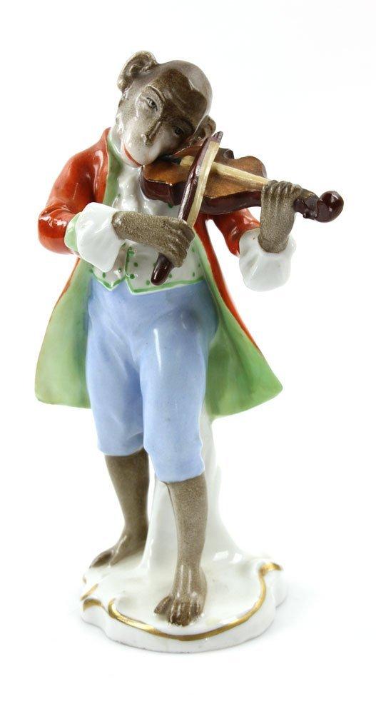 Five German Monkey Musicians - 6